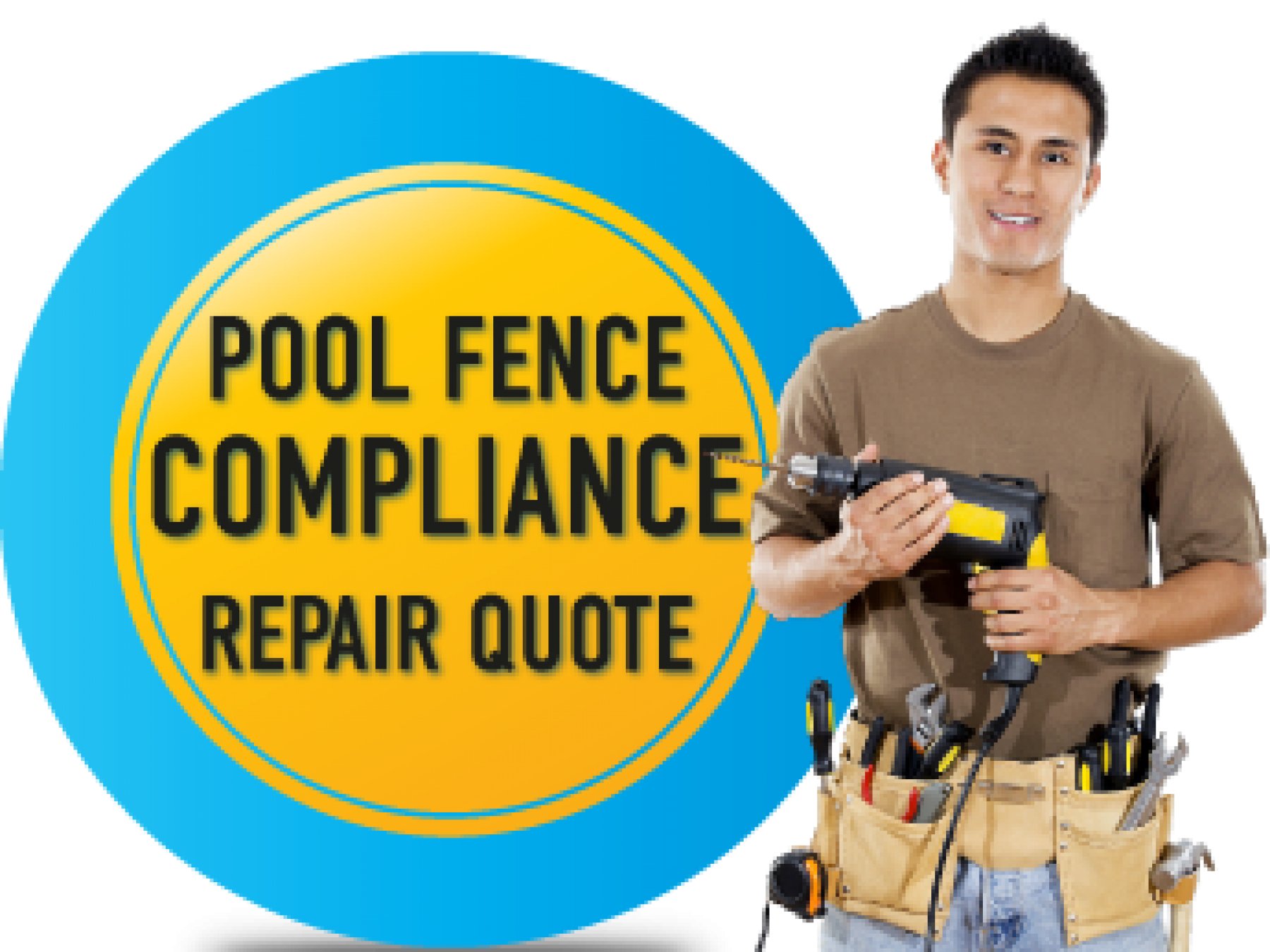 Pool Fence Repairs North Stradbroke Island QLD