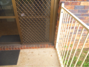 Security screens and pool fencing
